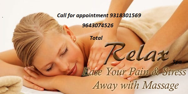 Total relax spa green park