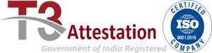 CERTIFICATE ATTESTATION ODISHA -T3 ATTESTATION