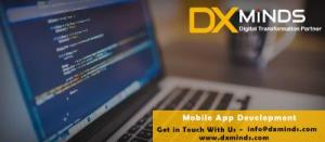 DxMinds mobile app development company in Bangalore